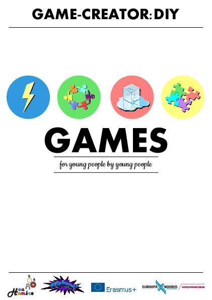 Booklet - Games for young people for young people