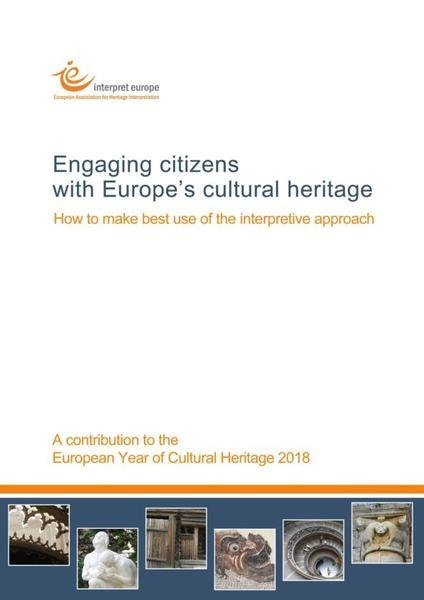 Engaging citizens with Europe's cultural heritage